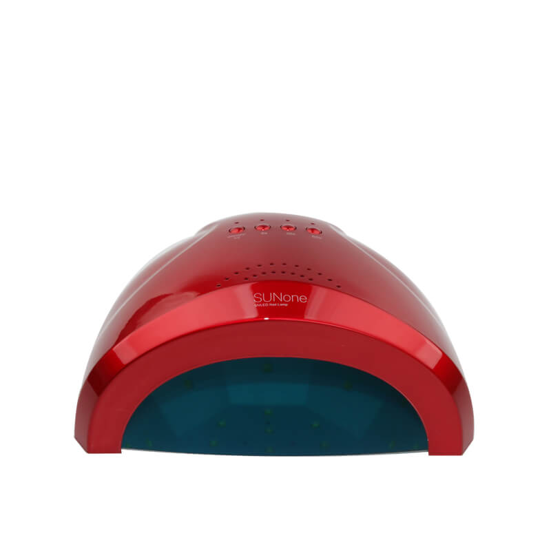 Sunone Red Uv Led Nail Lamp 48w 24w